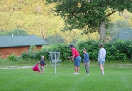 frisbee golf (2)