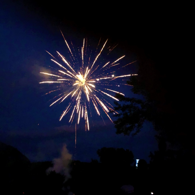 Our 4th of July Fireworks