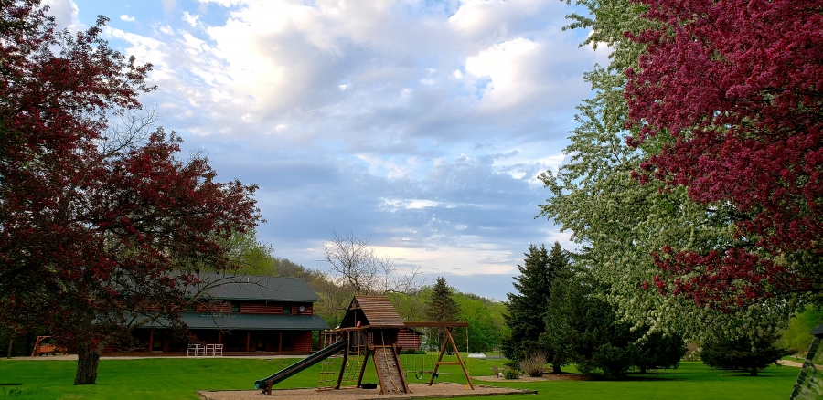 Private playground