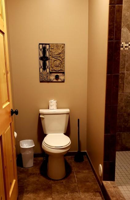 Master Bathroom East